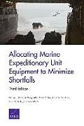 Allocating Marine Expeditionary Unit Equipment to Minimize Shortfalls
