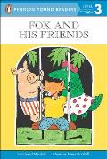 Fox and His Friends (Puffin Easy-To-Read) Cover