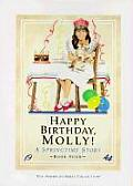 Happy Birthday, Molly!: A Springtime Story (American Girls Collection)
