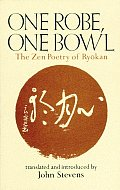 One Robe, One Bowl : the Zen Poetry of Ryokan (86 Edition) Cover