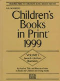 Children's Books in Print, 1999, Set