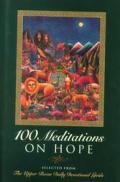 100 Meditations Of Hope