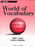 World of Vocabulary