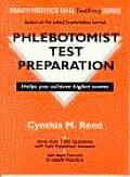 Phlebotomist Test Preparation (Brady/Prentice Hall Test Prep Series)