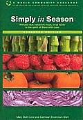 Simply in Season Cover