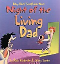 Night Of The Living Dad Baby Blues Scr