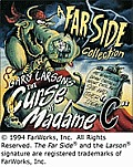 Curse Of Madame C A Far Side Collection