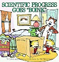 "Scientific Progress Goes ""Boink"" (Calvin and Hobbes) Cover"