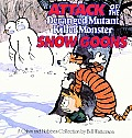 Attack of the Deranged Mutant Killer Monster Snow Goons (Calvin and Hobbes) Cover
