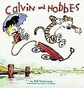 Calvin and Hobbes Cover