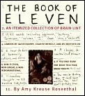 Book Of Eleven An Itemized Collection
