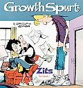Zits Sketchbooks #02: Growth Spurt Cover