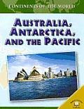 Australia, Antarctica, and the Pacific