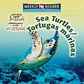 Sea Turtles/ Tortugas Marinas (Let's Read about Animals/Conozcamos a Los Animales)
