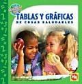 Tablas y Graficas de Cosas Saludables = Tables and Graphs of Healthy Things