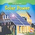Solar Power (Energy for Today)