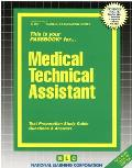 Medical Technical Assistant: Test Preparation Study Guide: Questions & Answers