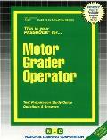 Motor Grader Operator