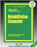 Rehabilitation Counselor: Test Preparatoin Study Guide Questions & Answers