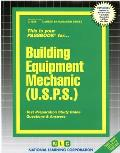 Building Equipment Mechanic (U.S.P.S.): Test Preparation Study Guide, Questions & Answers