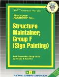 Structure Maintainer: Group F