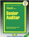 Senior Auditor: Test Preparation Study Guide, Questions & Answers
