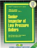 Senior Inspector of Low Pressure Boilers