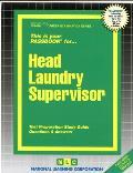 Head Laundry Supervisor
