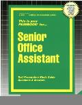 Senior Office Assistant
