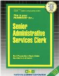 Senior Administrative Services Clerk
