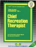 Chief Recreation Therapist