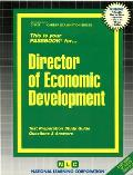 Director of Economic Development Passbook: Test Preparation Study Guide, Questions & Answers