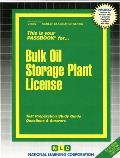Bulk Oil Storage Plant License