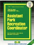 Assistant Park Recreation Coordinator