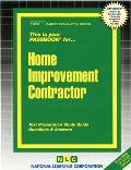 Home Improvement Contractor: Test Preparation Study Guide, Questions & Answers