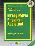 Interpretive Program Assistant