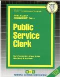 Public Service Clerk