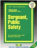 Sergeant, Public Safety