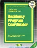 Residency Program Coordinator
