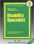 Disability Specialist: Test Preparation Study Guide Questions & Answers