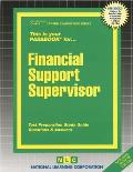 Financial Support Supervisor