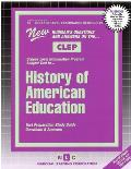 History of American Education