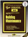 Building Maintenance: Occupational Competency Examination Subject Test