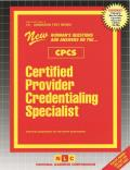 Certified Provider Credentialing Specialist