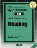 Regents Competency Test In...Reading