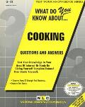 Cooking: What Do You Know About...