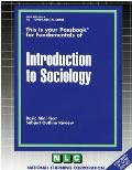 Introduction to Sociology: Basic Mini Text Subject Outline Review