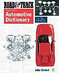 Road & Track Illustrated Automotive Dictionary (Reference) Cover