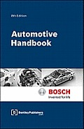 Bosch Automotive Handbook: 8th Edition Cover