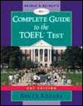Complete Guide To The Toefl Test 3rd Edition